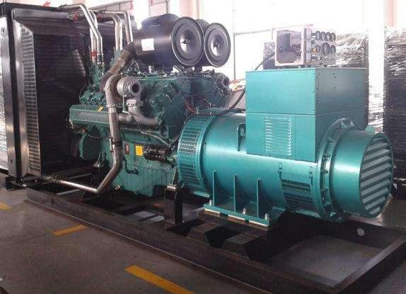 广州无动柴油发电机组