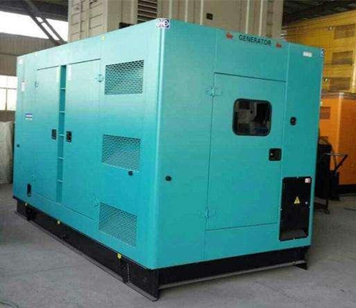 新塘静音箱柴油发电机组