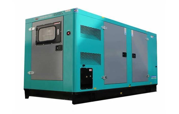 广州静音箱柴油发电机