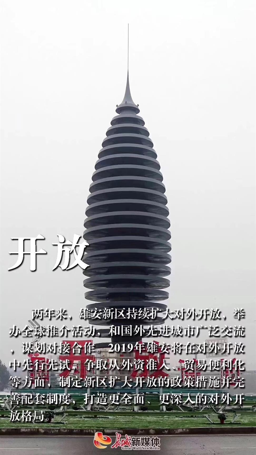 2019京雄世贸港悦享谷售楼部