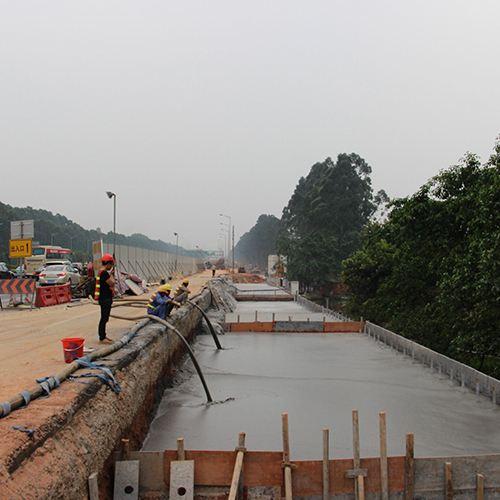 上海路桥填充泡沫混凝土减荷