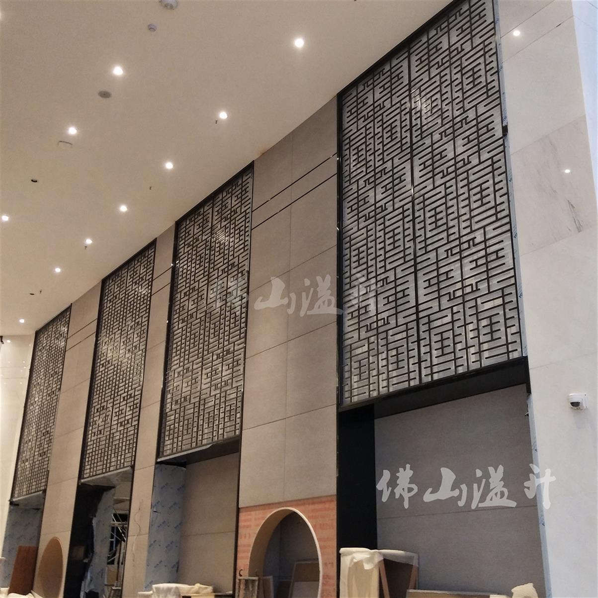 成都华丽铜艺艺术屏风厂