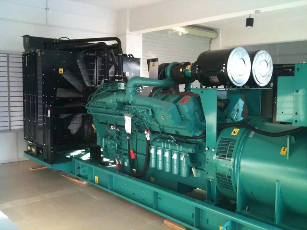 大型發電機出租 發電機組