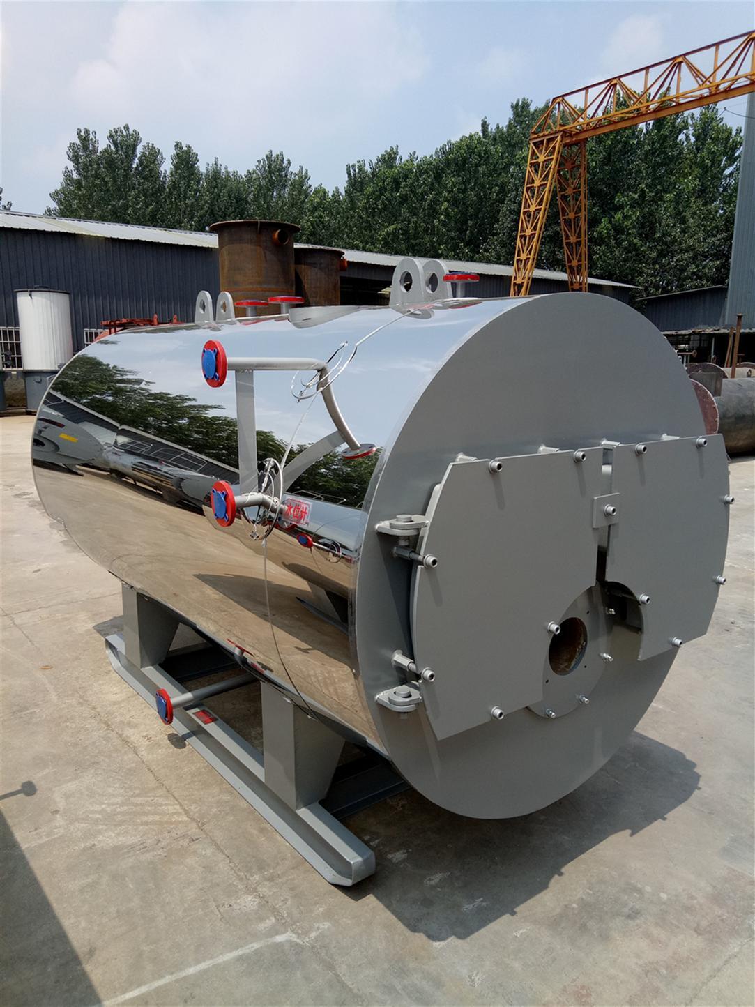 2吨液化气全自动热水锅炉厂家直销