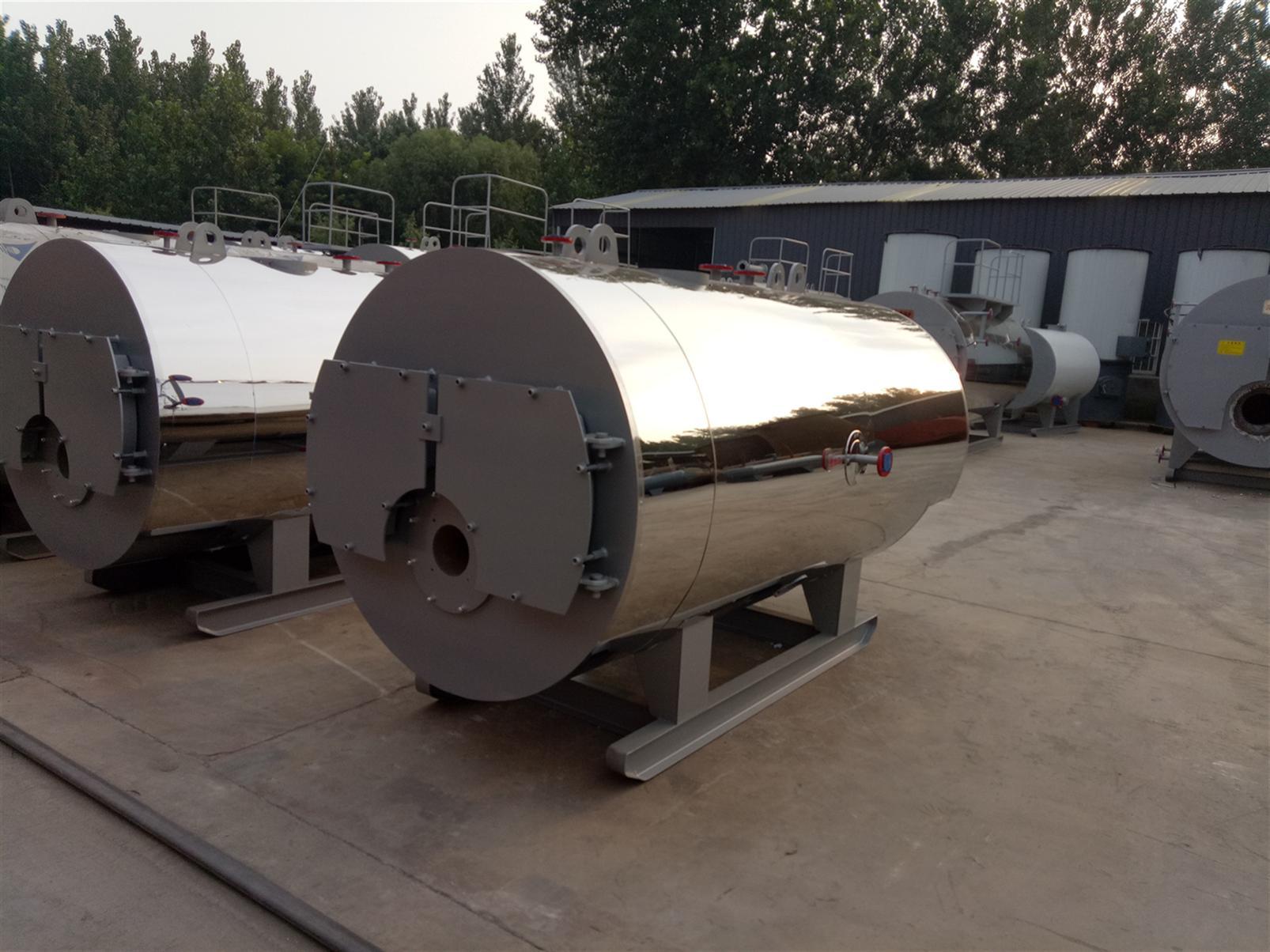 3吨燃气冷凝式蒸汽锅炉报价