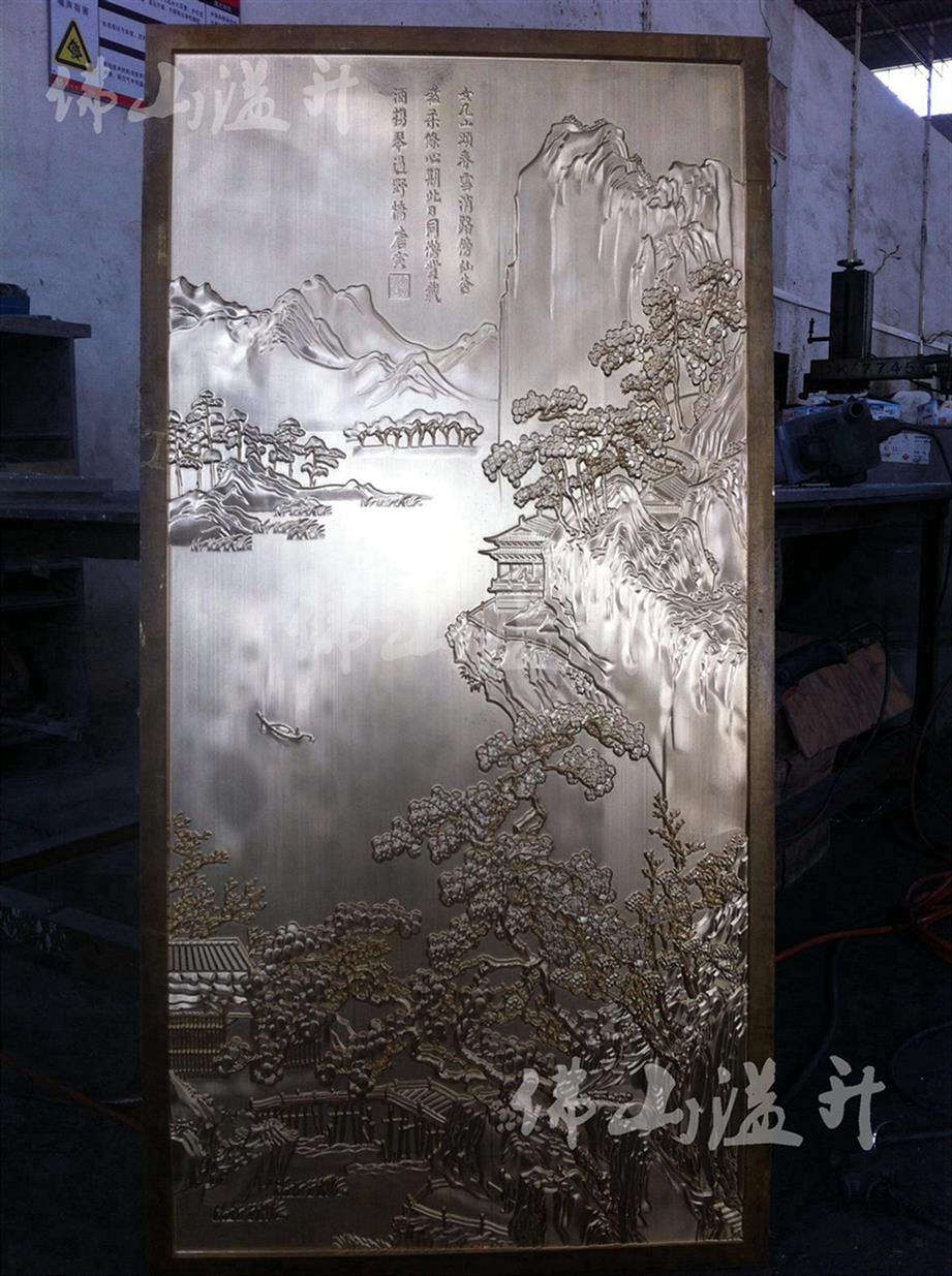 沧州良好艺术屏风雕刻价格