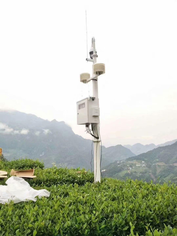 唐山气象监测系统
