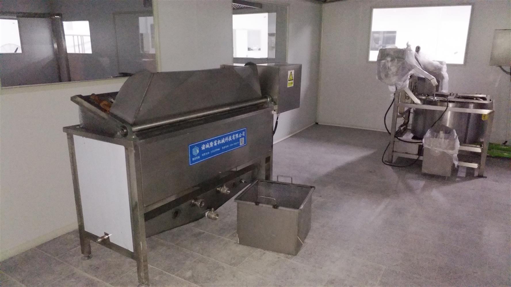 鱼豆腐油炸机生产厂家