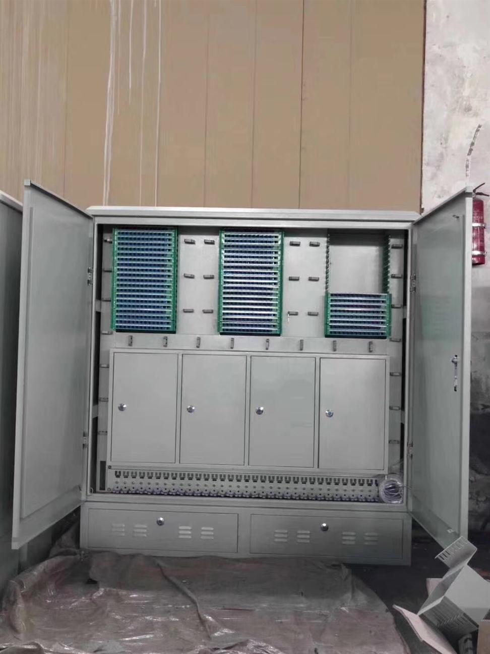 郑州室外四网合一光缆交接箱