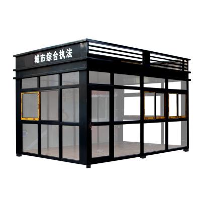 杭州绿色吸烟亭生产厂家