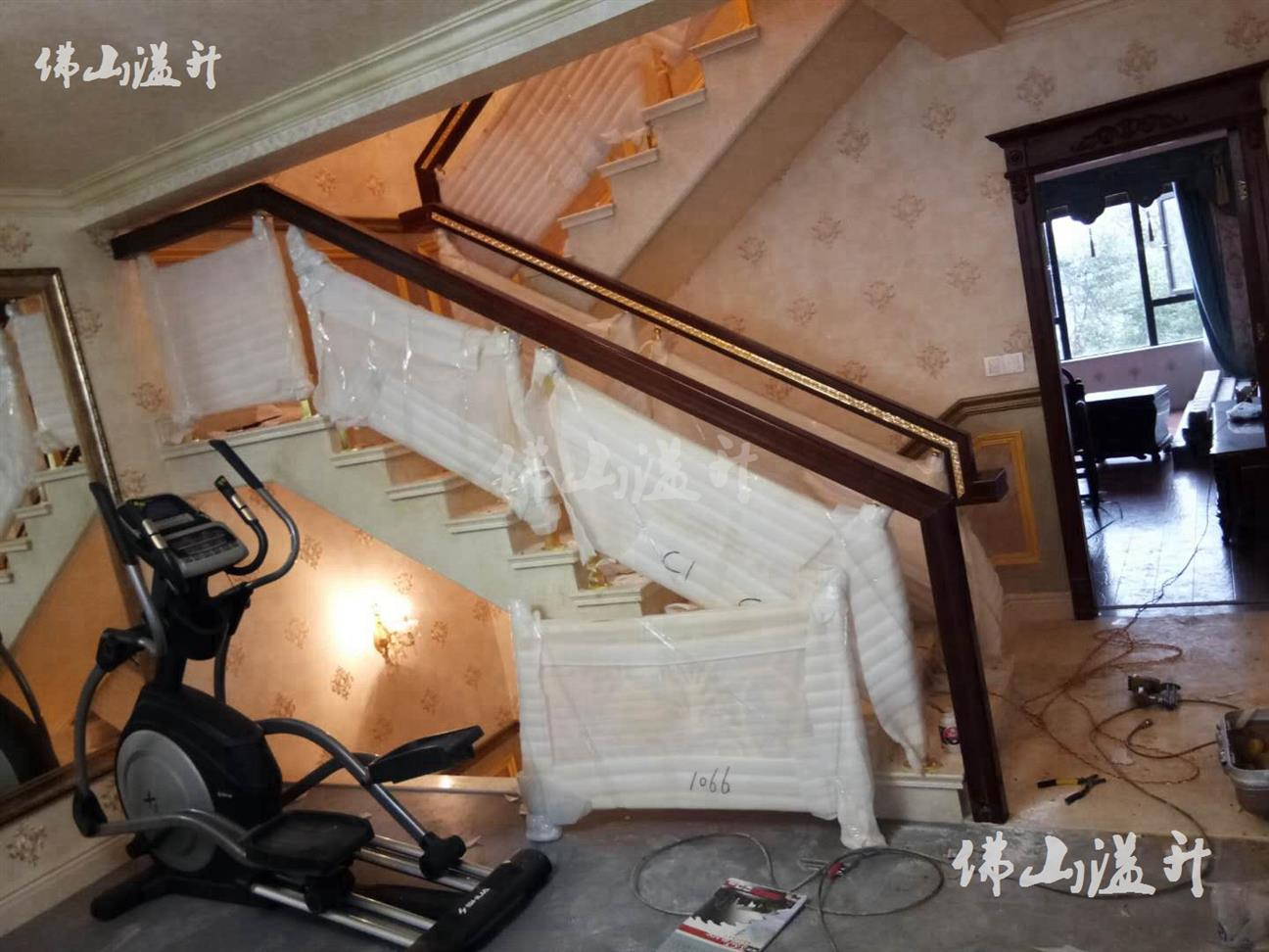 德阳优质铜艺不锈钢楼梯扶手厂