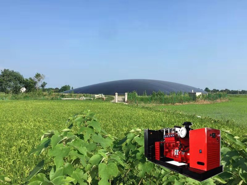 永州沼气发电
