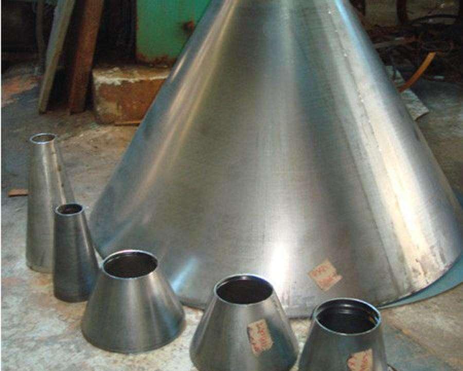 德阳信誉保证碳钢无缝锥管
