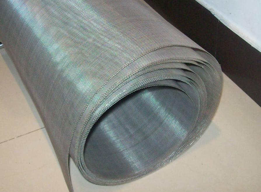 折叠304不锈钢纱网促销