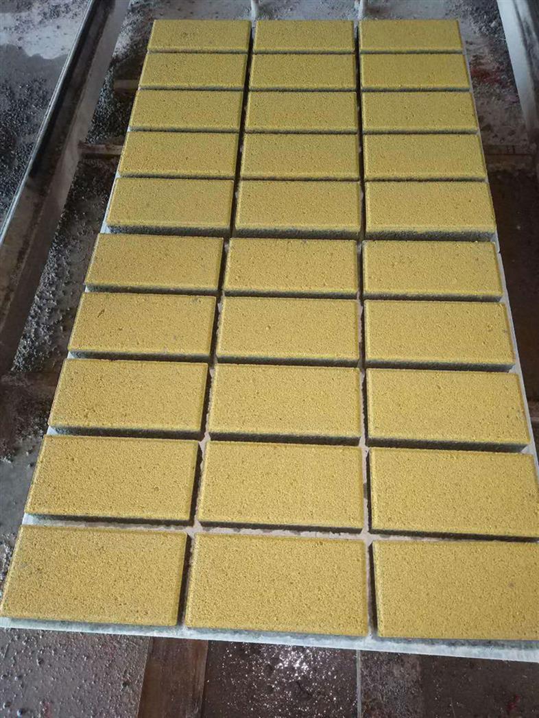 富山工业园彩色砖出售