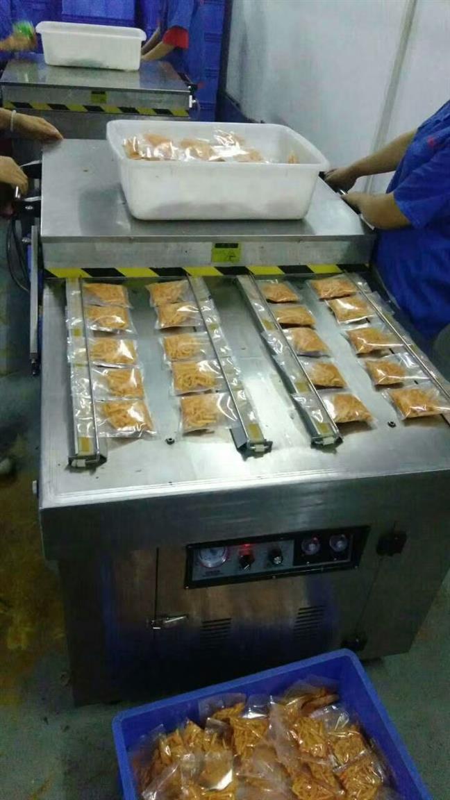 北京海鲜贴体包装机制作