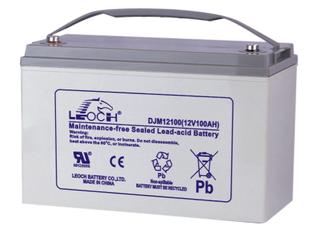 重庆理士蓄电池DJM660