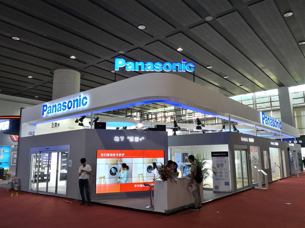 上海建材展大展台搭建