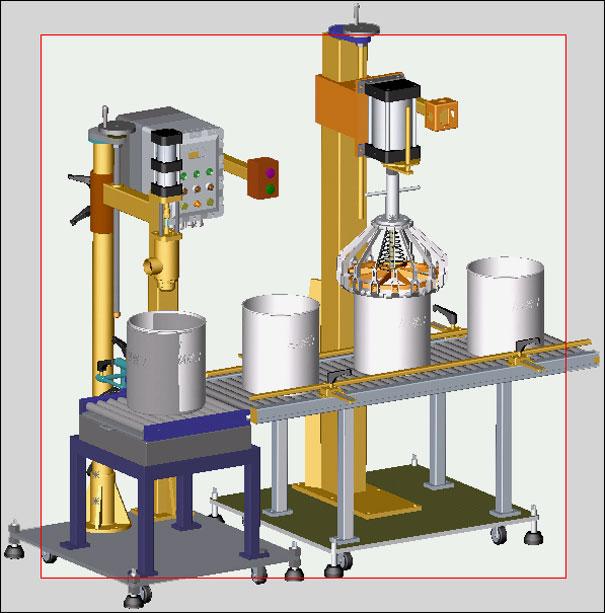 齿轮油油墨充填机厂家