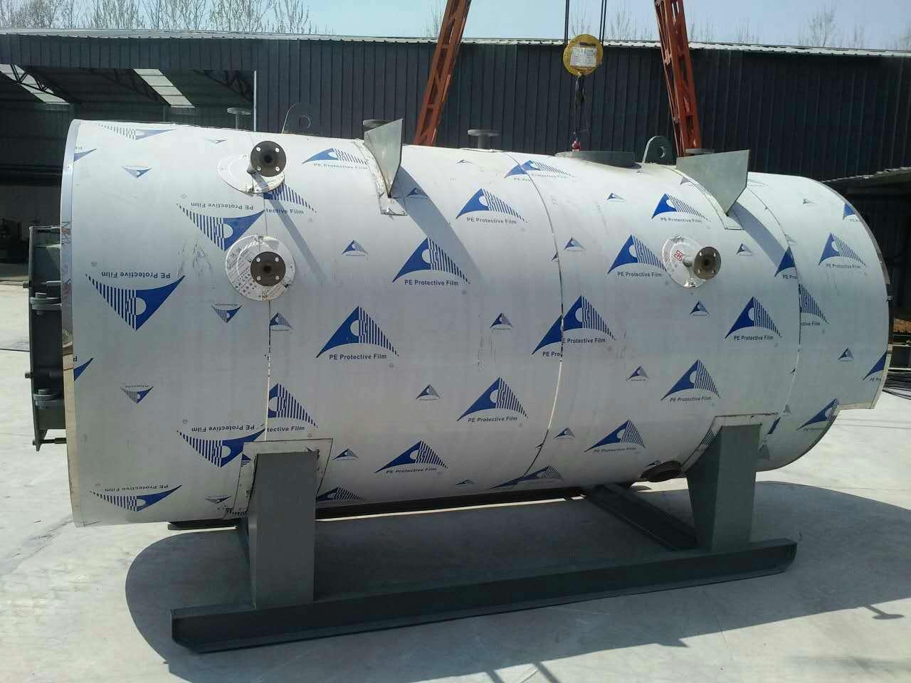 杭州3吨燃油气蒸汽锅炉