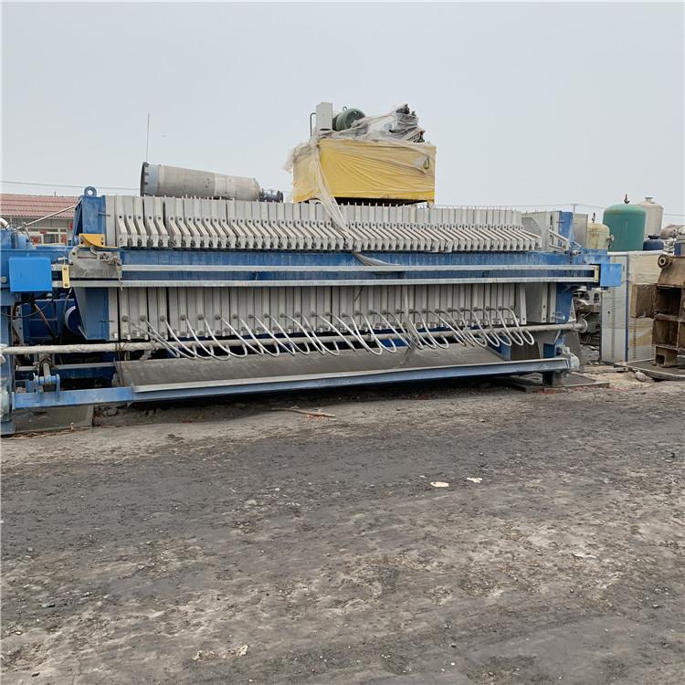 蚌埠回收二手压滤机厂家