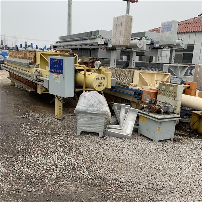 达州高价回收二手压滤机