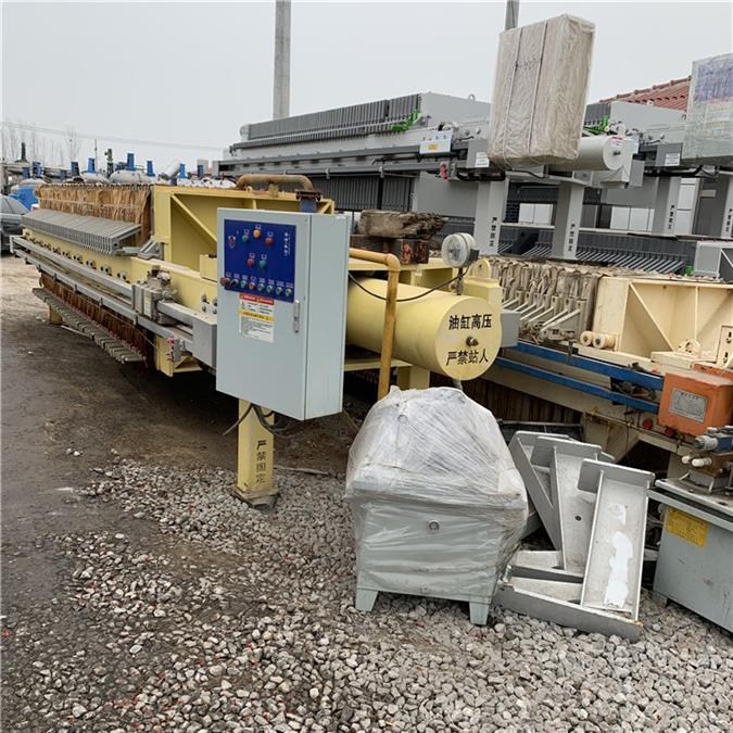 苏州回收二手压滤机