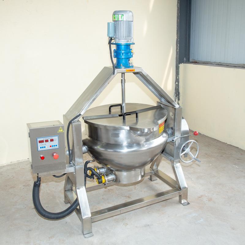 合肥电加热夹层锅