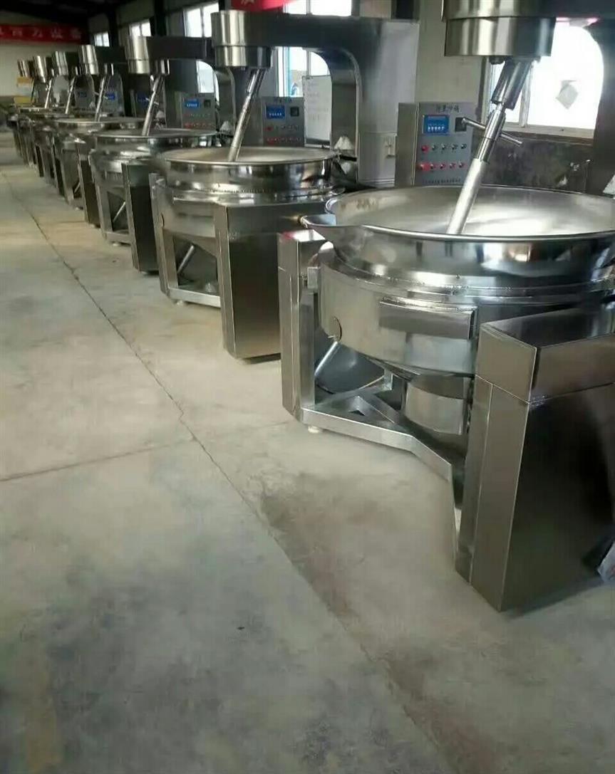 桂林搅拌夹层锅