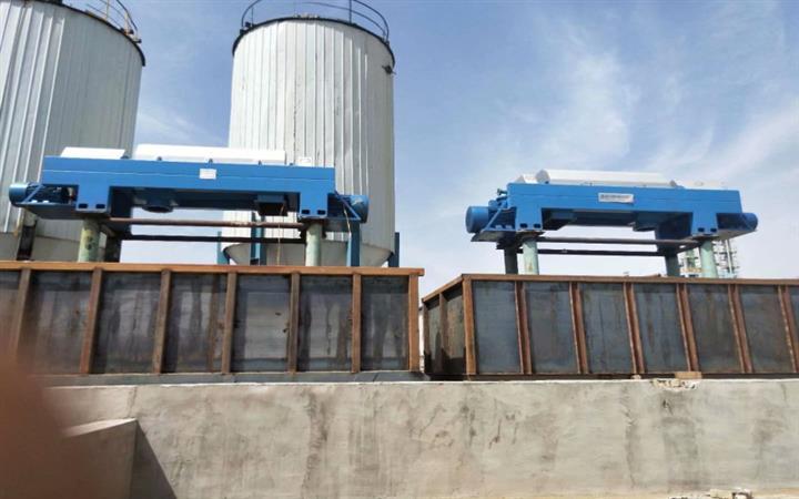 兰州自来水厂污泥脱水设备报价