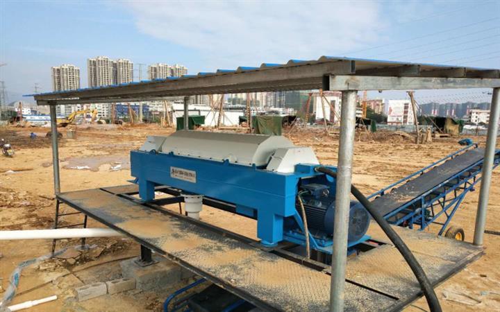 南昌污水处理厂污泥脱水设备生产厂家