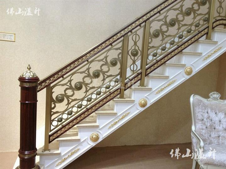 银川专业铝艺楼梯护栏厂