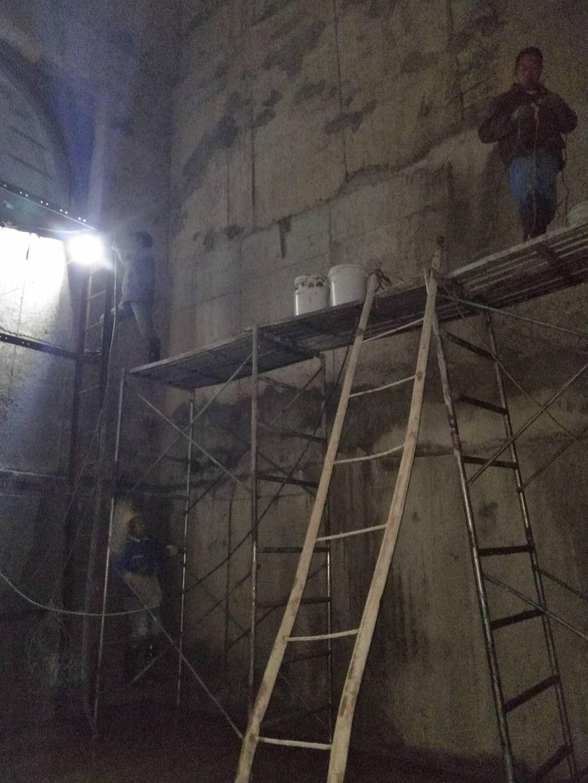 新城专业电缆沟防水堵漏