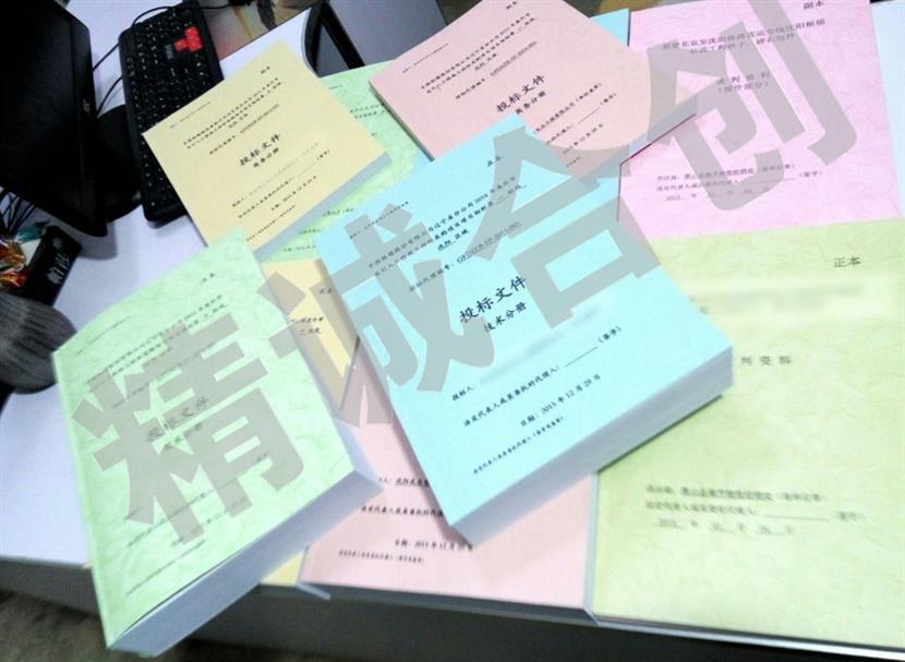 广州精英团队标书代写定做