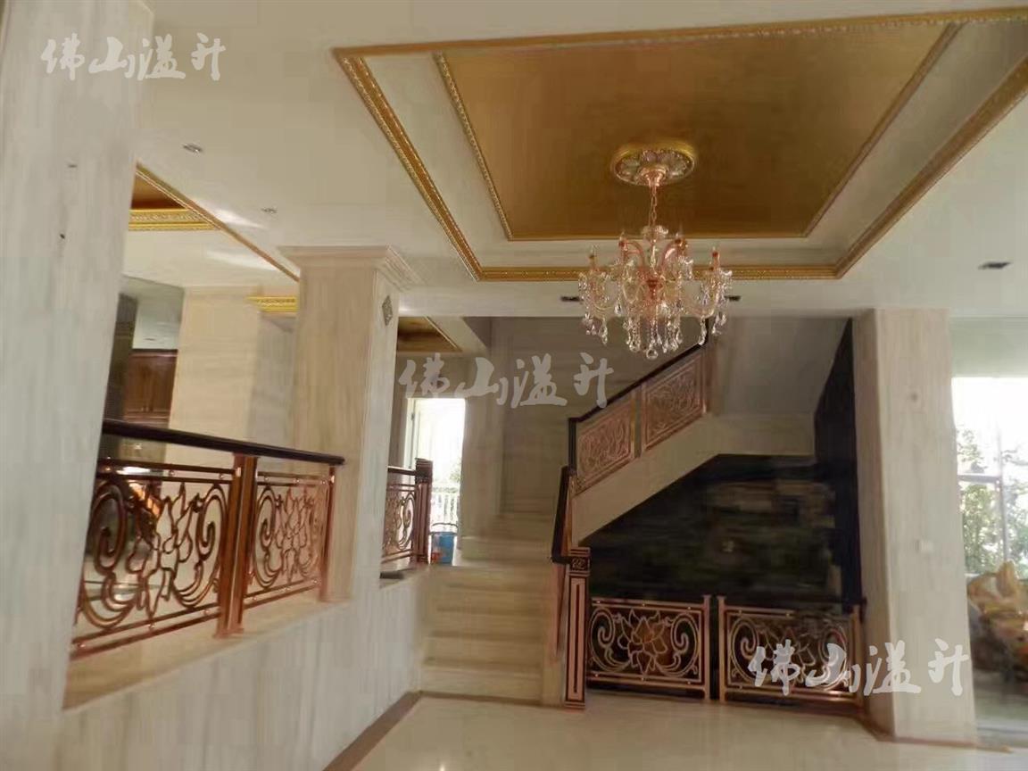 徐州现货浮雕楼梯护栏厂