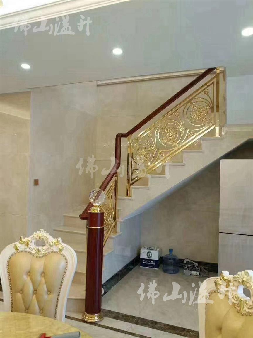 鞍山艺术浮雕楼梯护栏电话