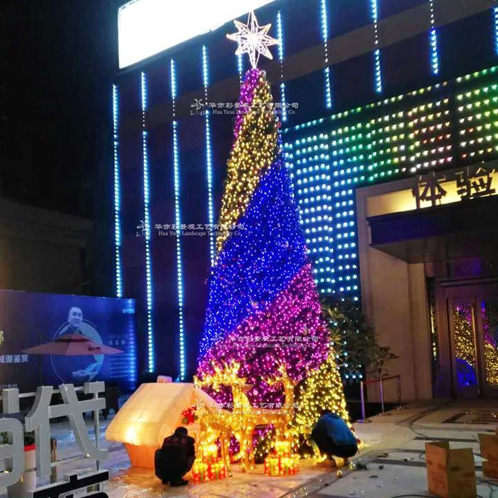 大型圣诞树厂家 大型圣诞树 欢迎致电