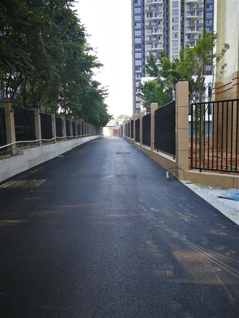小区沥青路面改造