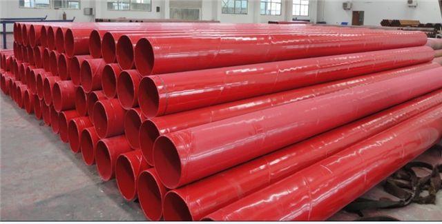 东营内外涂塑复合钢管厂商