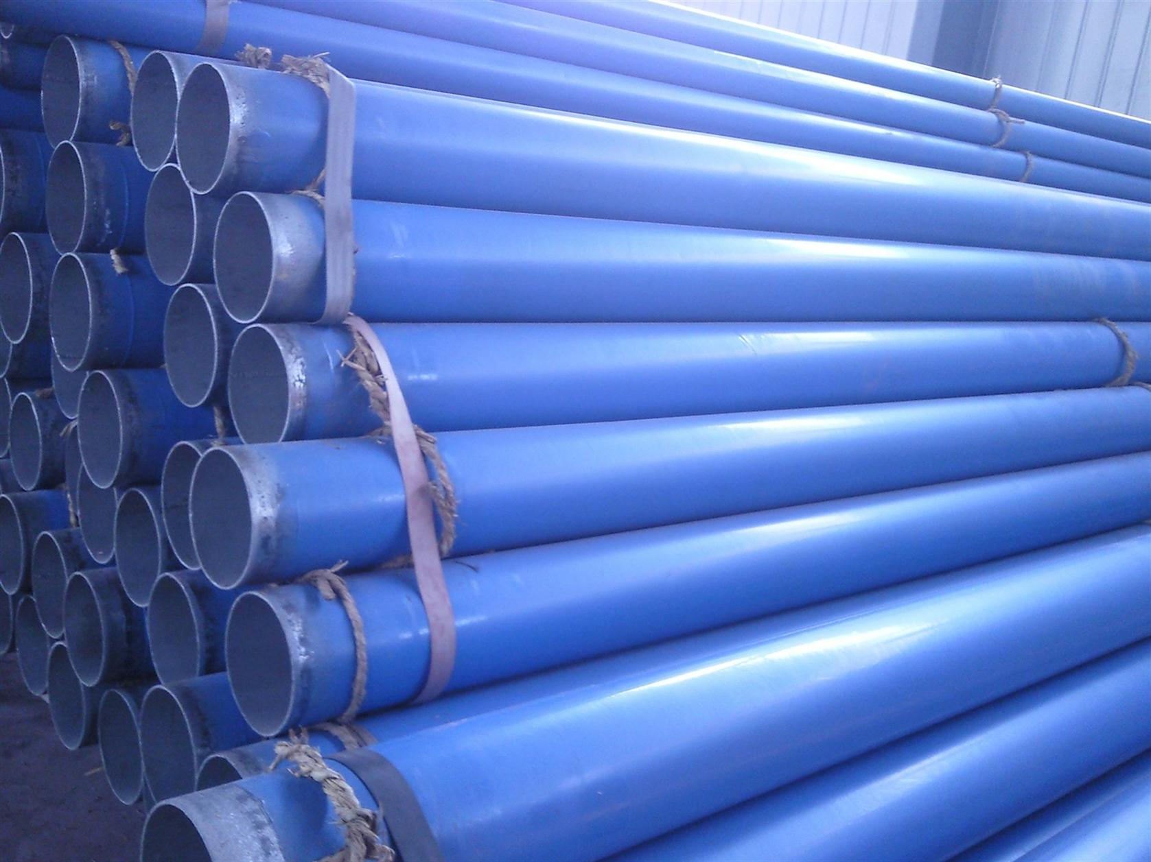 台州内外涂塑复合钢管制造厂