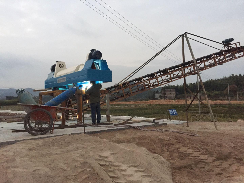 西安污水处理厂污泥脱水设备供应商