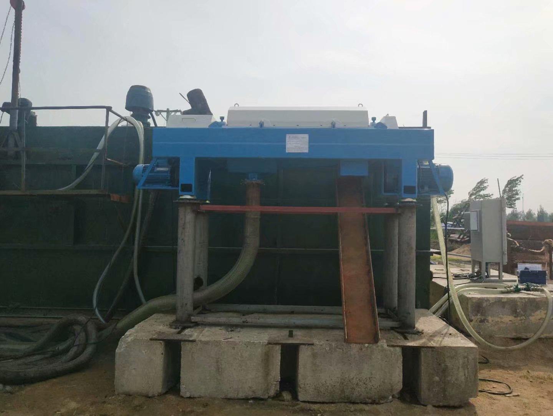 包头污水处理厂污泥脱水设备厂家直销