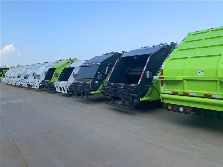福田垃圾车生产