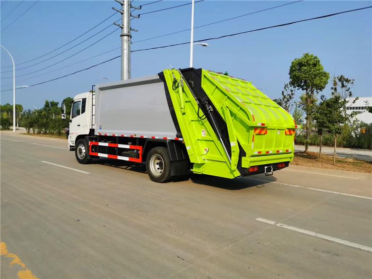 解放垃圾车型号