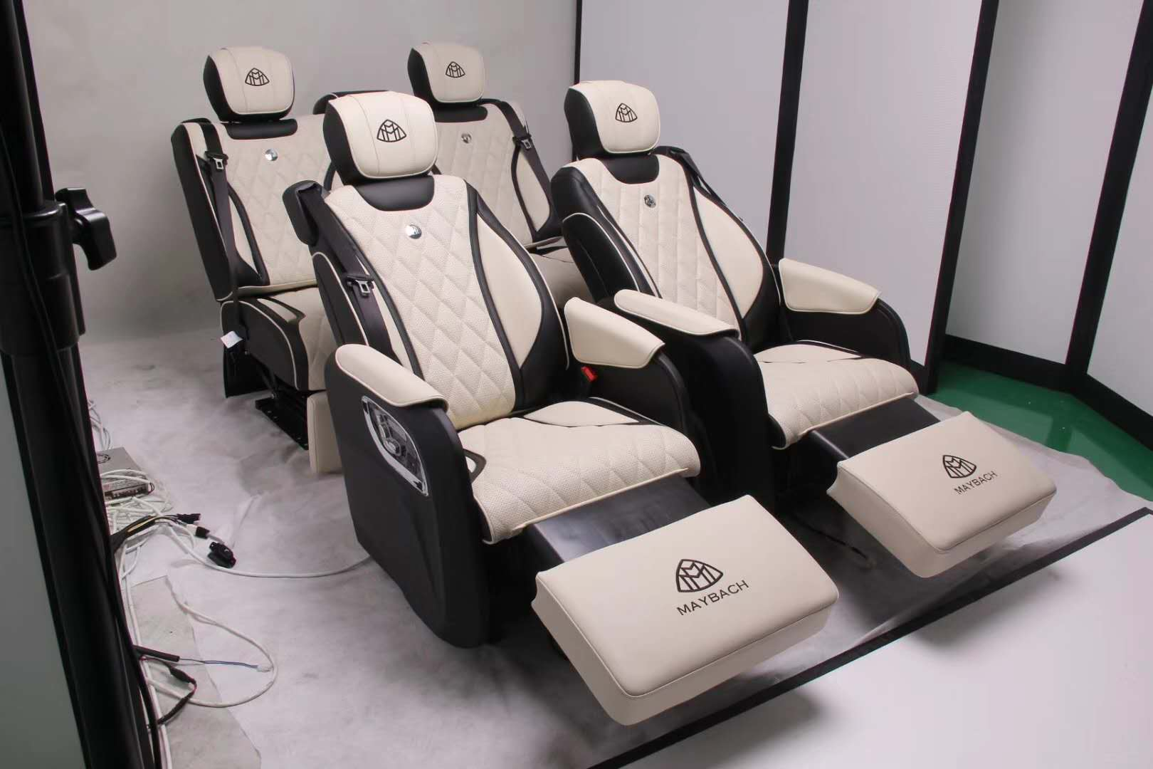上海汽车座椅改装