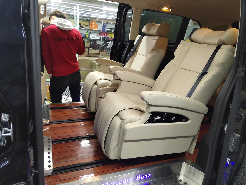 江苏奔驰商务车原厂款航空座椅