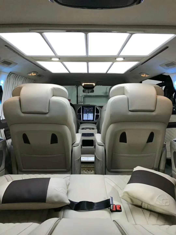 南京奔驰商务车航空座椅