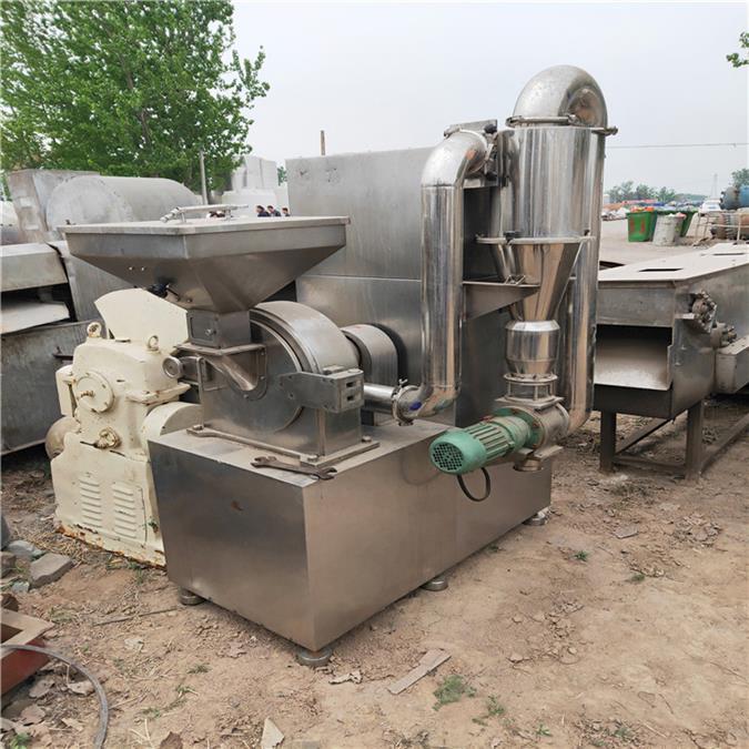 二手不锈钢粉碎机供应商