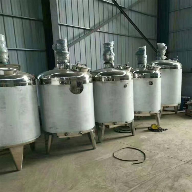 苏州二手5立方不锈钢储罐经销商