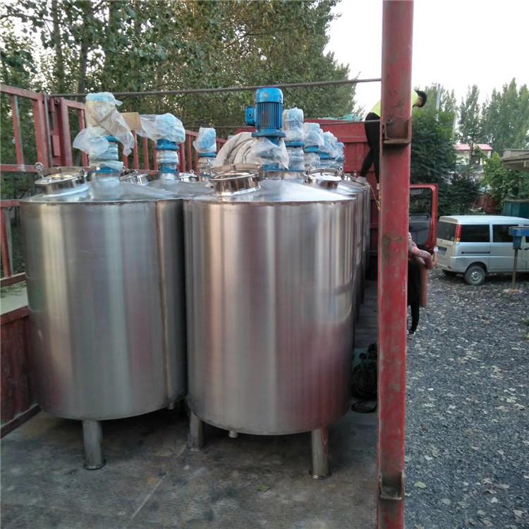 宁波二手20立方不锈钢储罐厂家